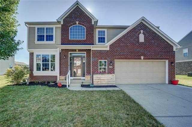 661 Settlers Walk, Brownsburg, IN 46112 (MLS #21724422) :: Heard Real Estate Team | eXp Realty, LLC