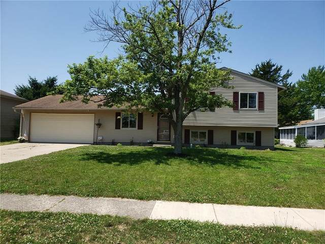 1326 Meadow Lane, Greenfield, IN 46140 (MLS #21724462) :: Anthony Robinson & AMR Real Estate Group LLC