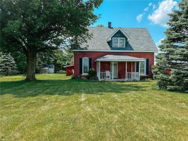 3020 S 300 W, Tipton, IN 46072 (MLS #21724466) :: Heard Real Estate Team | eXp Realty, LLC