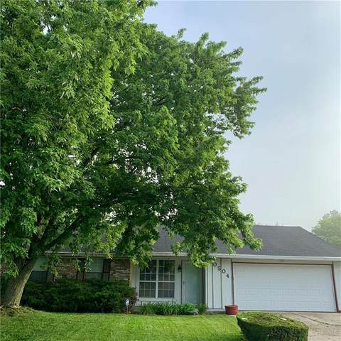 10504 E Folsom Drive, Indianapolis, IN 46235 (MLS #21724480) :: Anthony Robinson & AMR Real Estate Group LLC