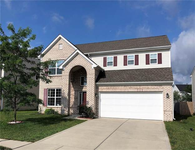2055 Lakecrest Drive, Columbus, IN 47201 (MLS #21724552) :: Anthony Robinson & AMR Real Estate Group LLC