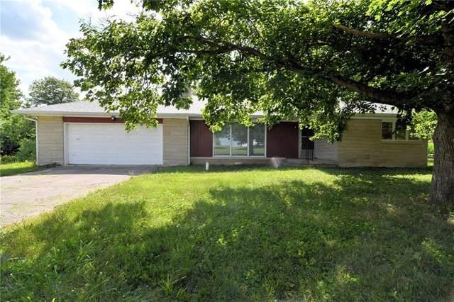5424 S County Road 0, Clayton, IN 46118 (MLS #21724567) :: Heard Real Estate Team | eXp Realty, LLC