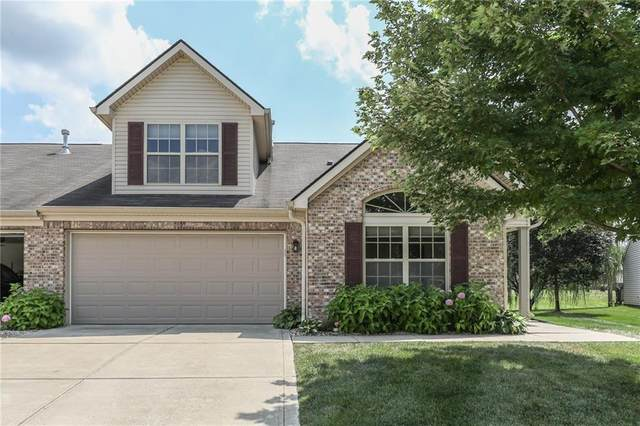 3339 Eaton Mews Court, Greenwood, IN 46143 (MLS #21724585) :: Anthony Robinson & AMR Real Estate Group LLC