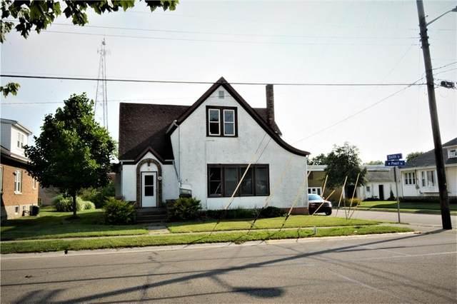 213 W Pearl Street, Batesville, IN 47006 (MLS #21724618) :: Richwine Elite Group
