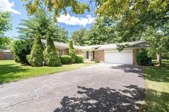 11414 Central Drive W, Carmel, IN 46032 (MLS #21724623) :: Anthony Robinson & AMR Real Estate Group LLC