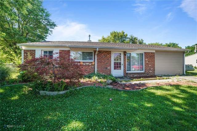 45 Tracy Road, New Whiteland, IN 46184 (MLS #21724652) :: Mike Price Realty Team - RE/MAX Centerstone