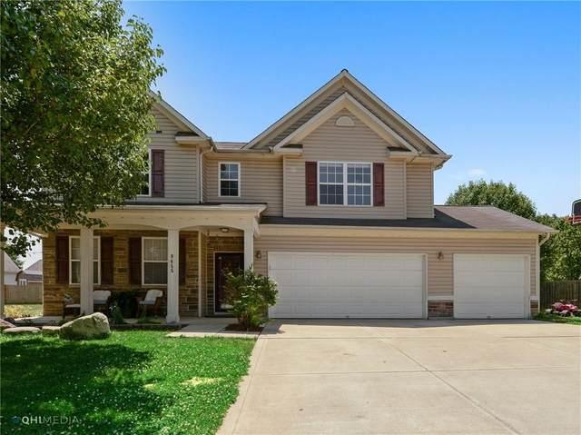 9655 Rhodes Court, Avon, IN 46123 (MLS #21724654) :: Heard Real Estate Team | eXp Realty, LLC