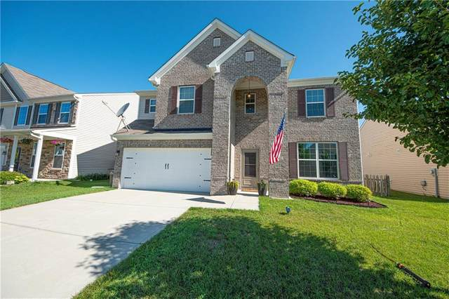 2036 Creek Bank Drive, Columbus, IN 47201 (MLS #21724706) :: Anthony Robinson & AMR Real Estate Group LLC