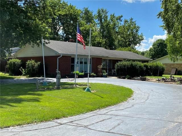 3145 N County Road 900 E., Brownsburg, IN 46112 (MLS #21724711) :: Heard Real Estate Team | eXp Realty, LLC