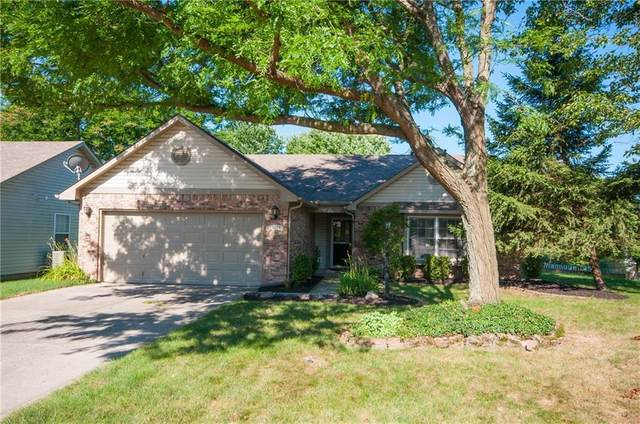 3124 Springmeadow Lane, Carmel, IN 46033 (MLS #21724727) :: Anthony Robinson & AMR Real Estate Group LLC