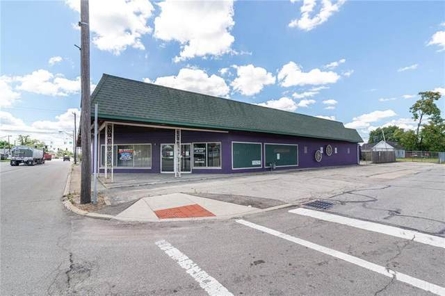135 E Broadway Street, Fortville, IN 46040 (MLS #21724730) :: Heard Real Estate Team | eXp Realty, LLC