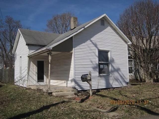 24 N Mccullum Street, Knightstown, IN 46148 (MLS #21724731) :: The ORR Home Selling Team