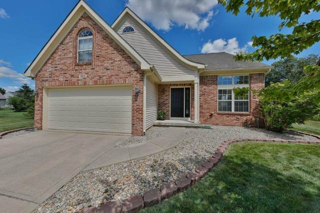 9610 Wickland Court, Fishers, IN 46038 (MLS #21724735) :: Anthony Robinson & AMR Real Estate Group LLC