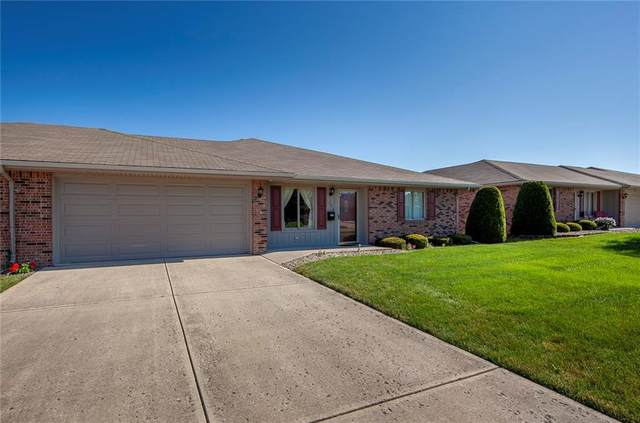 156 Appian Way 63 B, Anderson, IN 46013 (MLS #21724741) :: Richwine Elite Group