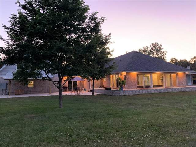 8390 N 425 E, Alexandria, IN 46001 (MLS #21724779) :: Anthony Robinson & AMR Real Estate Group LLC