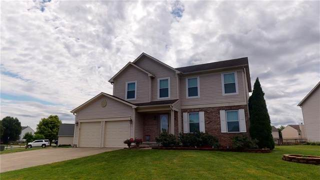 3347 Waterloo Drive, Indianapolis, IN 46268 (MLS #21724797) :: Mike Price Realty Team - RE/MAX Centerstone