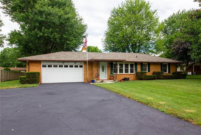 5938 Pine Hill Drive, Indianapolis, IN 46235 (MLS #21724799) :: Mike Price Realty Team - RE/MAX Centerstone