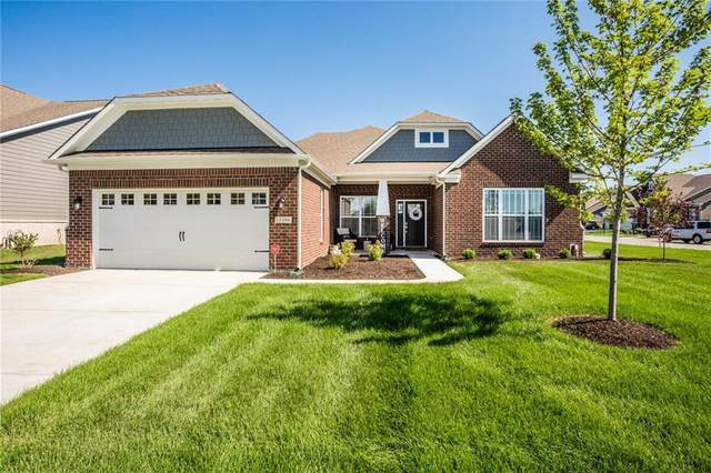 15106 Thoroughbred Drive, Fishers, IN 46040 (MLS #21724800) :: Anthony Robinson & AMR Real Estate Group LLC