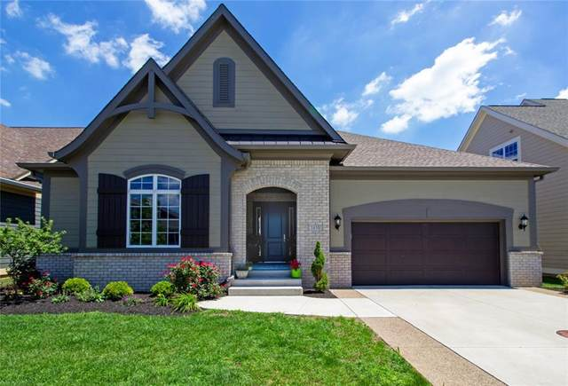 1450 Rossmay Drive, Westfield, IN 46074 (MLS #21724804) :: The Evelo Team