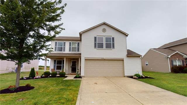 1234 Maple Trace Way, Sheridan, IN 46069 (MLS #21724808) :: Mike Price Realty Team - RE/MAX Centerstone