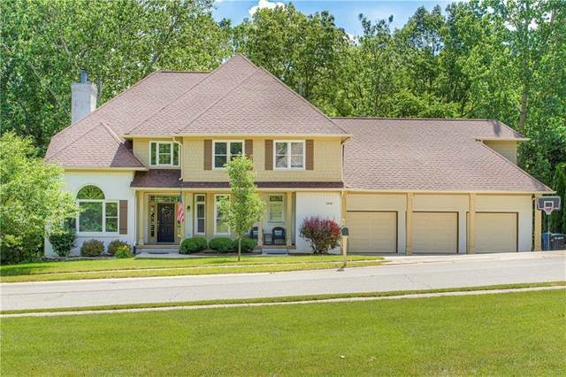 8119 Sargent Ridge, Indianapolis, IN 46256 (MLS #21724809) :: Ferris Property Group