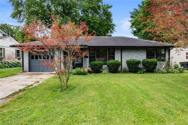 221 Circle Drive, Anderson, IN 46013 (MLS #21724810) :: AR/haus Group Realty