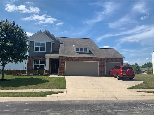 569 Stonehenge Way, Brownsburg, IN 46112 (MLS #21724830) :: Anthony Robinson & AMR Real Estate Group LLC