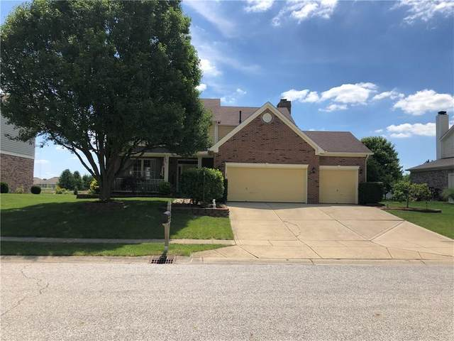 1747 Woodstock Drive, Brownsburg, IN 46112 (MLS #21724843) :: Anthony Robinson & AMR Real Estate Group LLC
