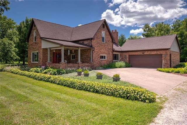 9926 N County Road 425 E, Pittsboro, IN 46167 (MLS #21724862) :: Heard Real Estate Team | eXp Realty, LLC