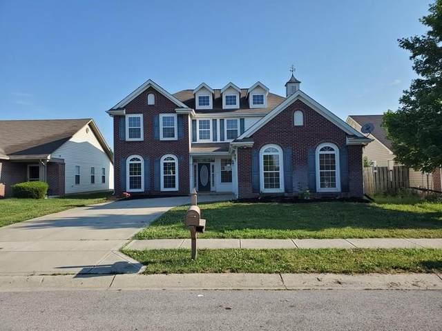 11416 Pace Court, Indianapolis, IN 46229 (MLS #21724888) :: Anthony Robinson & AMR Real Estate Group LLC