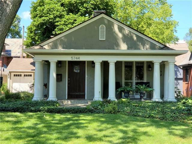 5744 N New Jersey Street, Indianapolis, IN 46220 (MLS #21724895) :: Anthony Robinson & AMR Real Estate Group LLC