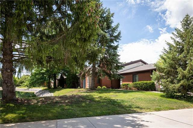 2091 Oak Run North Drive, Indianapolis, IN 46260 (MLS #21724899) :: AR/haus Group Realty