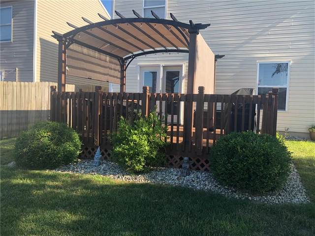521 Overland Drive, Greenwood, IN 46143 (MLS #21724917) :: Anthony Robinson & AMR Real Estate Group LLC