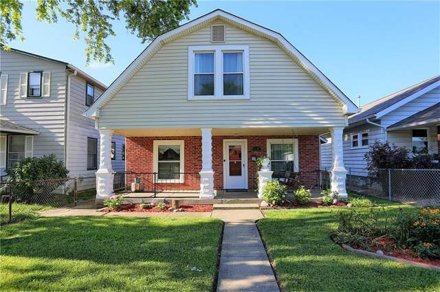 1411 Comer Avenue, Indianapolis, IN 46203 (MLS #21724930) :: Anthony Robinson & AMR Real Estate Group LLC