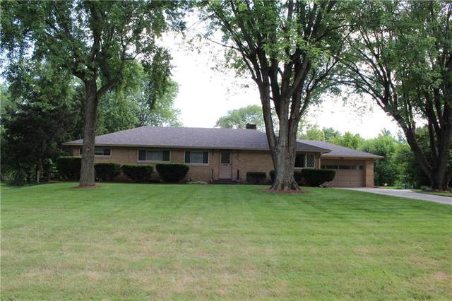 1251 E 88th Street, Indianapolis, IN 46240 (MLS #21724950) :: Mike Price Realty Team - RE/MAX Centerstone