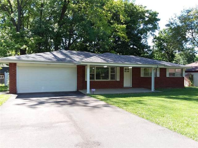647 Geeting Drive, Anderson, IN 46012 (MLS #21724955) :: Mike Price Realty Team - RE/MAX Centerstone