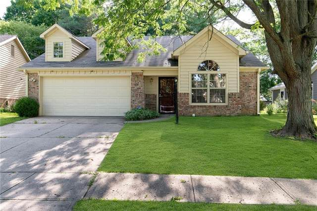 2947 Sunnyfield Court, Indianapolis, IN 46228 (MLS #21724968) :: Anthony Robinson & AMR Real Estate Group LLC