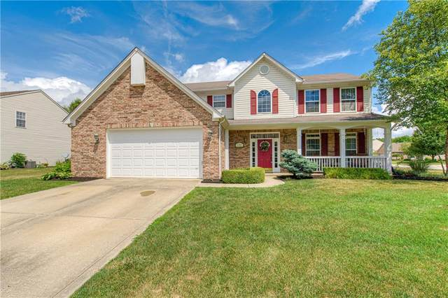 1751 Red Phister Drive, Avon, IN 46123 (MLS #21724975) :: HergGroup Indianapolis