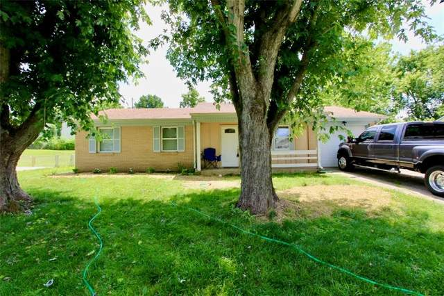 437 Maple Court, Bargersville, IN 46106 (MLS #21724977) :: Anthony Robinson & AMR Real Estate Group LLC