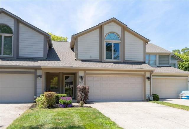 8072 River Bay Dr E, Indianapolis, IN 46240 (MLS #21724995) :: Your Journey Team