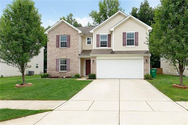 11521 Beardsley Way, Fishers, IN 46038 (MLS #21725010) :: Anthony Robinson & AMR Real Estate Group LLC