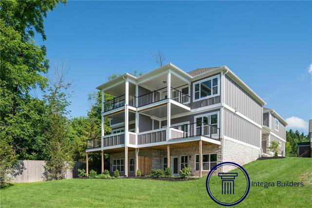 13695 W Voyager Drive, Fishers, IN 46037 (MLS #21725012) :: The Evelo Team