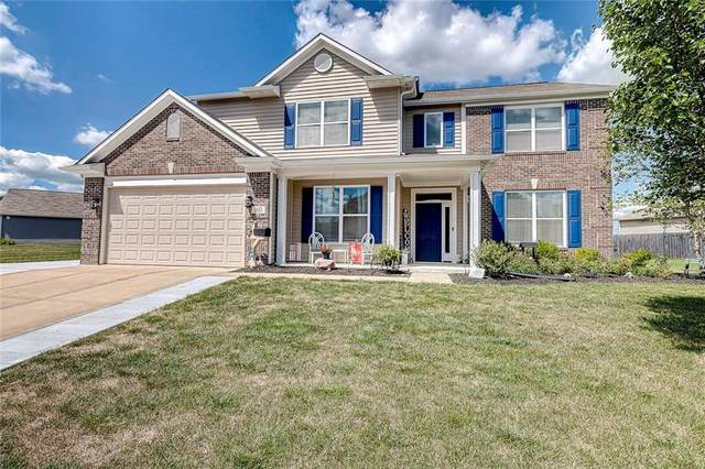 160 Warrington Drive, Pittsboro, IN 46167 (MLS #21725034) :: Anthony Robinson & AMR Real Estate Group LLC