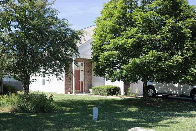 1253 Slate Drive, Anderson, IN 46013 (MLS #21725056) :: Richwine Elite Group