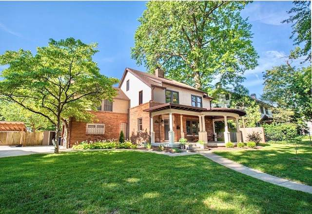 333 Blue Ridge Road, Indianapolis, IN 46208 (MLS #21725082) :: Anthony Robinson & AMR Real Estate Group LLC