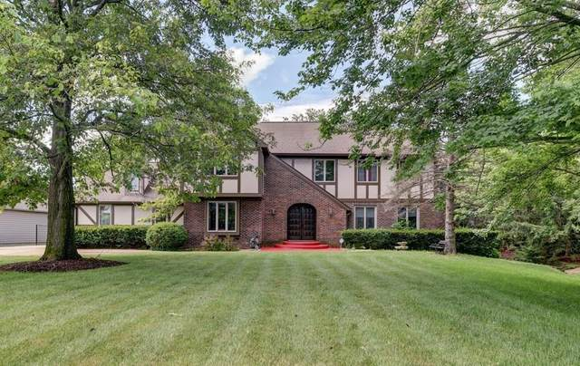 319 W 96th Street, Indianapolis, IN 46260 (MLS #21725083) :: Dean Wagner Realtors