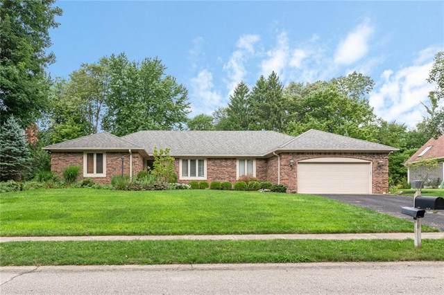 4320 Idlewild Lane, Carmel, IN 46033 (MLS #21725084) :: Heard Real Estate Team | eXp Realty, LLC