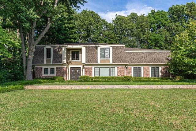 7639 Candlewood Lane, Indianapolis, IN 46250 (MLS #21725092) :: Dean Wagner Realtors