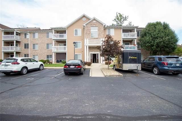 6525 Emerald Hill Court #309, Indianapolis, IN 46237 (MLS #21725115) :: David Brenton's Team