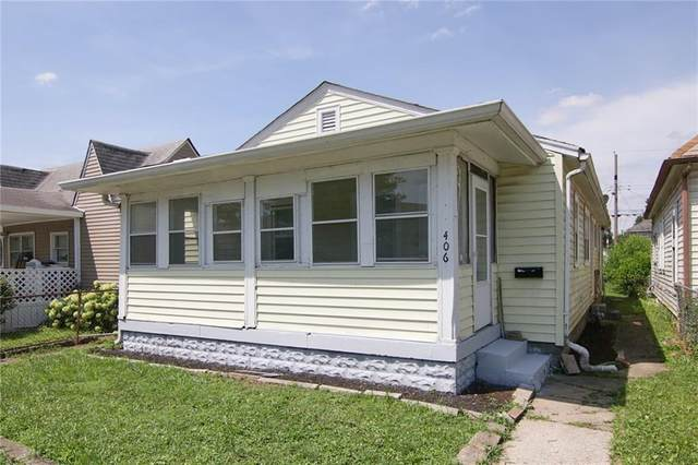 406 S Addison Street, Indianapolis, IN 46222 (MLS #21725177) :: Mike Price Realty Team - RE/MAX Centerstone